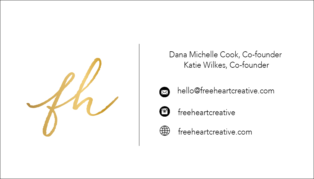 Freeheart gold foil business cards gold foil business cards freeheart gold foil business cards gold foil business cards shaynamade fancy business cards for successful entrepreneurs colourmoves