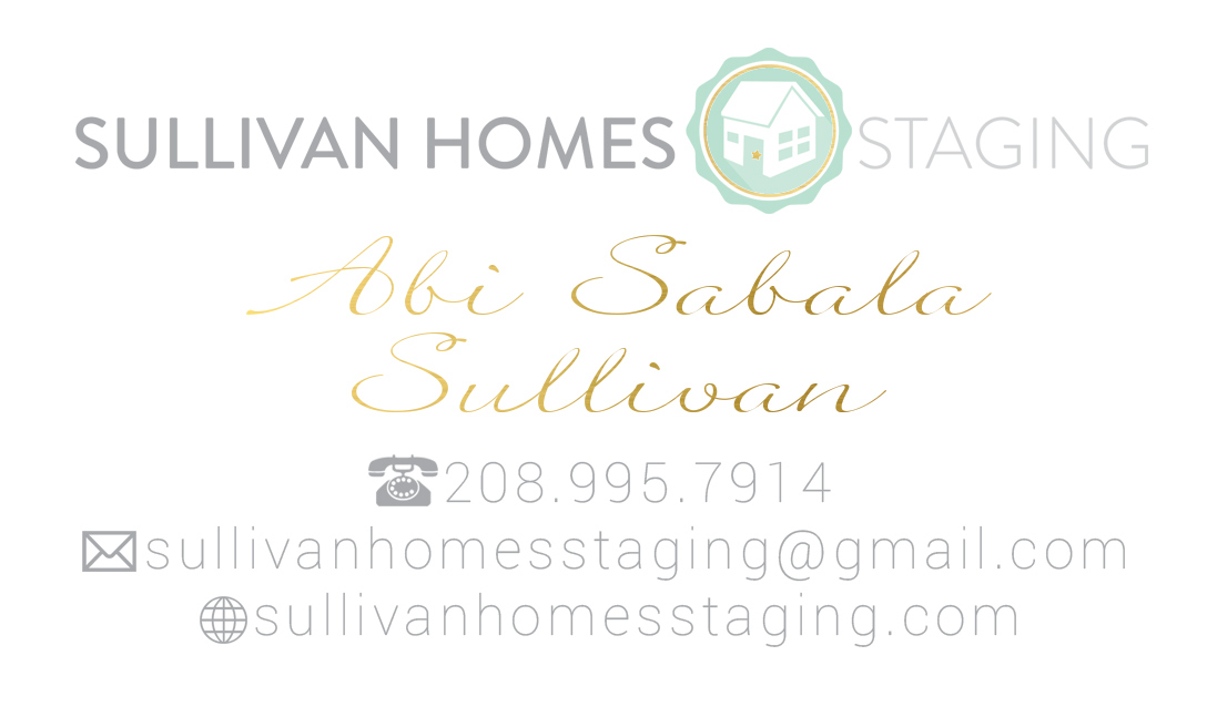gold-business-cards-for-home-staging